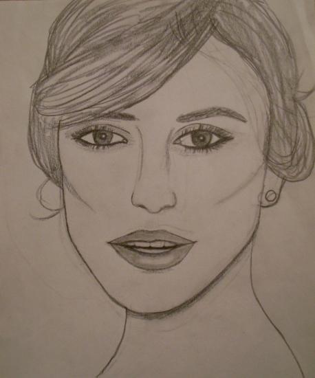 Keira Knightley by Kaja